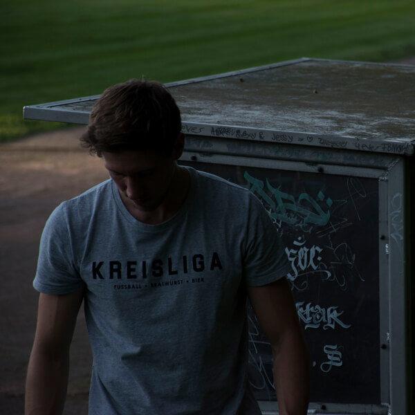 Kreisliga T-Shirt grau