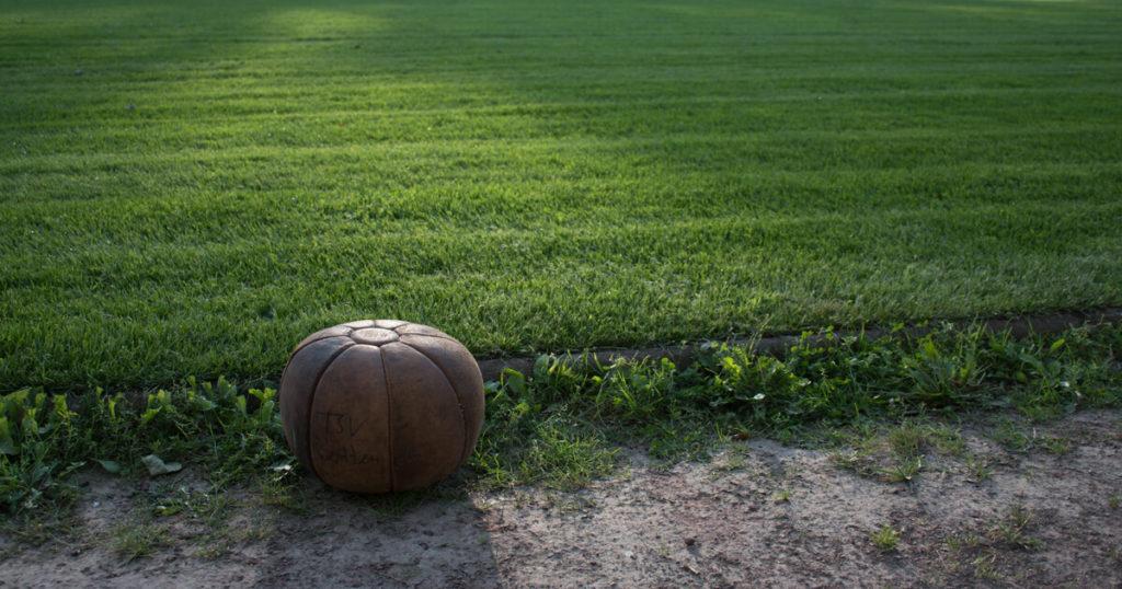 Englischer Rasen Amateurfußball
