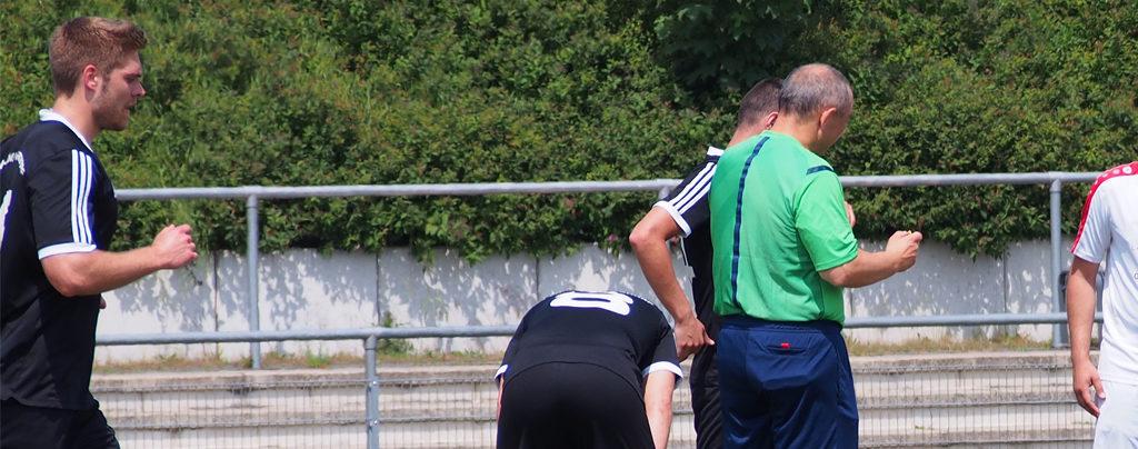 Schiedsrichter in der Kreisliga und Kreisklasse