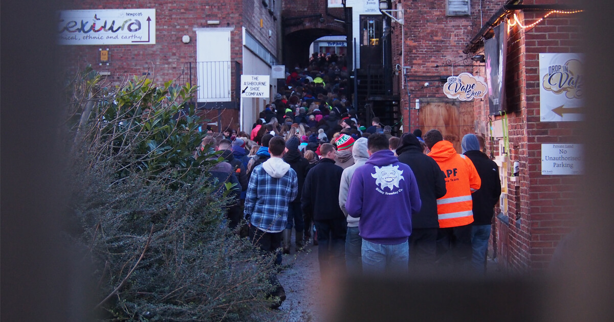 Shrovetide Ashbourne Football
